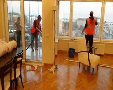Eşyalı ev temizliği